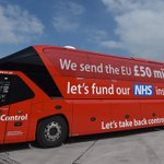 IDS says on #marrshow that £350m going to the NHS was never a commitment and isn't a broken promise ???? https://t.co/Ii9nILjZ7o