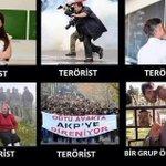 RTE sayesinde terorist kavramı değişti Hangisi terorist hangisi onurlu hangisi vatansever #SayınDiplomasızKelle https://t.co/HlRJWrQEnh