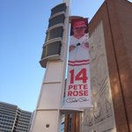 The Hit King is now in the Reds Hall of Fame and today number 14 will be retired. Details live on @Local12 at 8! https://t.co/bSjEKNIr0v