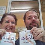 Desde el sur del sur cotribuimos a  la #sonrisadeunpais con #UnidosPodemos26J @iunida @iualgeciras @iuandalucia https://t.co/G52L8fmT1F