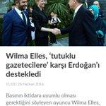 Türk kimliği taşıyıp Alman oyuncu kadar Türkiye sevdalısı olamadınız!!! #DünyayıTitretenAdamRTE https://t.co/FoQQwhVgpq