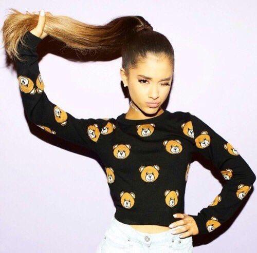 HAPPY BIRTHDAY  Ariana Grande I love cool and cute Ariana. Ariana smile will bring happiness to everyone.