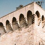 La Tour des Pins, vestige de la commune clôture, desservie par Ligne 4 @Montpellier3m @saurel2014 #TaM #patrimoine. https://t.co/jM6PKmgQDx