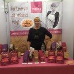 @MellasFudge is here!! Come in and taste her AMAZING fudge #corkkerryfood https://t.co/DPyKzMzDFZ