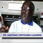 Fr. Gaetano accuses religious leaders of keeping quiet about rights violations. That and more on NTV AT ONE. https://t.co/ME15zEzFXZ