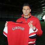 ???? Four years ago today, @_OlivierGiroud_ joined @Arsenal https://t.co/WDtda5vOI3