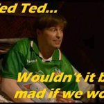 There is an air of Dougal-ism in the air!!! But ...wouldnt it be mad!!!! #COYBIG #EURO2016 #IRLFRA #lightingcandle https://t.co/ImGFQr9oSF
