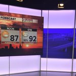 Hope youre up with us this morning on @wcpo! Talking heat and humidity today, plus a chance of storms. #CincyWx https://t.co/eyAKFwgJGH