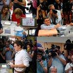 Elecciones #26J Los principales candidatos a la presidencia del gobierno pasan por las urnas https://t.co/A2avEE1bdW https://t.co/dLENllrlgL