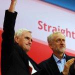 John McDonnell insists Jeremy Corbyn not going anywhere despite Labour revolt https://t.co/02HzRLXdUC https://t.co/BLvT6c9q23