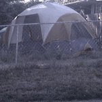 """@tedwheeler Step up mayor elect. Homeless now camping at """"zombie houses"""" Shame on #PDX. https://t.co/ck5PvFWMWc https://t.co/qatyBzZRoA"""