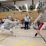 Volle Halle bei der bayr. Schulmeisterschaft im Säbelfechten in #Nürnberg! Mehr Bilder >>> https://t.co/cpNKduZYH2 https://t.co/2MLhP1ZdX2