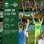 Its MATCHDAY and its all going down on #ESPN2. #RCTID #PORvHOU https://t.co/ema0BijrLp