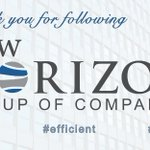 Westland Ventures thank you for your interest in the New Horizon Group of Companies! #smart #effective #growth https://t.co/WsnYs5I7yJ