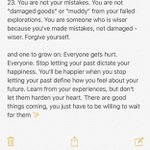 I was gonna wait until closer to my birthday to post this but heres 23 things Ive learned in 23 years https://t.co/BYSNWjyr7H