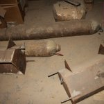 🔴 #الفلوجة حولها #داعش لمصنع عملاق للموت ، يصنعون ادوات الموت همهم الوحيد هو #القتل وفقط #القتل  #الفلوجة_عيديتنا ✌🏼 https://t.co/ZYx5YfnEmM