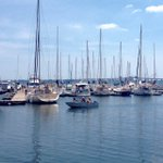 LaSalle Park Marina/Burlington Sailing Club having a open house today, marina also receiving 2016 Blue Flag award,GP https://t.co/SMi8jTYPCb