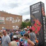 Shout-out to @Yokes_FM for their continued support of #Spokane Hoopfest! #Hoopfest2016 #Spokane https://t.co/4WnUZa4EYn