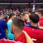 Fiesta en Tajonar. ¡Grandioso partido de #Osasuna Promesas! 👏🏻 https://t.co/vpqPGeJ1NZ