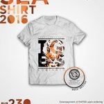 Heres what we have all been waiting for, the official SEA Shirt! Grab one now and let other see how TIGERS ROAR!🐯🐯🐯 https://t.co/D3AKtktNJ3