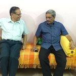 Feeling blessed to meet my Guru Prof. Patnaik of IIT Mumbai at his residence in Bhubaneswar. https://t.co/HPfMMU1mv3