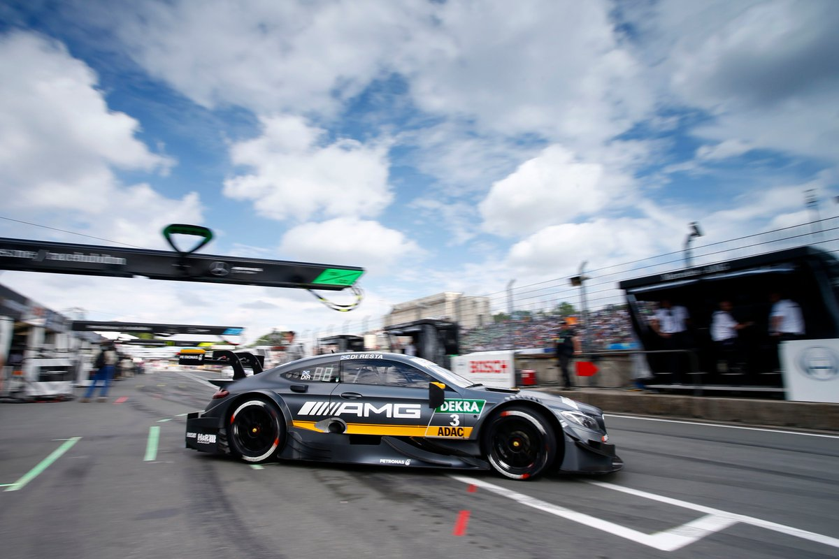 RT @MercedesAMGDTM: THAT'S IT FOR #DTMNorisring! @PaulDiResta and @LucasAuer1 come home in P4 and P5.  #Race2 #DTM https://t.co/oxC54QrGf3