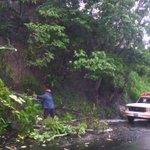 Nos encontramos atendiendo todas las emergencias por lluvias con sus organismos competentes @YesnardoC https://t.co/Jt2xgurONN