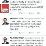 Fantastic. Huge respect for @andyburnhammp https://t.co/8C30JXBiSf