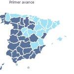 #26J | Participación/turnout 14:00 ➡️ 36,87% (2015: 36,91%) #Elecciones26J #SpainVote #SpainElection https://t.co/K9yZh64bpz