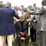 Church leaders after listening to Jimmy Gaits song https://t.co/pezPhvkO7u