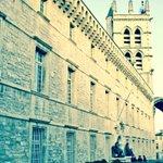 Cathédrale St Pierre & Faculté de Médecine jalonnent bouclage ligne 4 @Montpellier3m @saurel2014. #Patrimoine #TaM https://t.co/AGw1AlqiMg