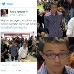 Cuando Errejón te da el cambiazo de papeletas y en realidad estás votando al PP #EleccionesGenerales2016 https://t.co/vBuWJLqukE