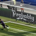 Is this the best placed penalty in the Euros ever? Probably https://t.co/kLJIz4HYwv