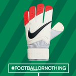 Nothing is getting passed Randolph! RT for a pair of gloves & a €20 voucher! #FootbALLorNothing #COYBIG #IREvFRA https://t.co/8QoauwsClo