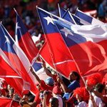 #DomingoDeSeguirChilenos #VamosChile #Copa100 #CopaAmerica ...????????⚽️???????? https://t.co/A4xBxY1wfm