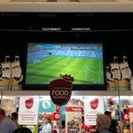 Now with added football! Join us for bites @CorkKerryFood City Hall until 5pm #corkkerryfood https://t.co/ohO6wKZmWd
