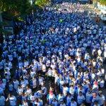 Centenares de salvadoreños Unidos contra las drogas#YoVivoSinDrogasTuDecides https://t.co/7eP7zdtOXz