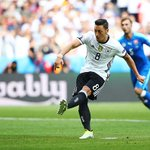 Mesut Özil is the first #GER player to miss a penalty in a European championship since 1976 https://t.co/TtdDEbJAhE