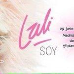 Firma de discos en MADRID🎊  29 de junio, 19hs en corte ingles de princesa🙌💋👏 #SOY @laliespos @LaliMusica https://t.co/eVQkwKQ4Dw