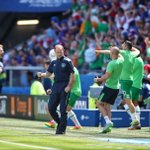Roy Keane absolutely loved Robbie Bradys penalty. #IRL #EURO2016 https://t.co/8nhkoo9wb4