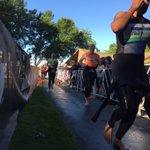 Running to the bikes. #imcda703 https://t.co/XZhGDGNuah