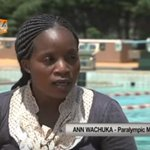 Meet Ann Wacuka, an award-winning, disabled athlete