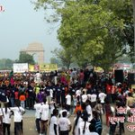 Song & Drama Division organized a programme On the occasion of the International Day Against Drug Abuse @ India Gate https://t.co/Mvto9GjKII