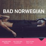 Midsummer Special: @Bad_Norwegian, invest & access the products: https://t.co/ebojwCQ7pb #CapitalAtRisk #NotForWomen https://t.co/eLzJGbX3xh