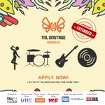 The deadline to submit applications has been extended! You now have until the 29th of June to apply #lka #TNLOnstage https://t.co/x1KJfJCB1w