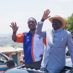 Attending the homecoming of ODM National Treasurer and Kitutu Masaba MP Hon Timothy Bosire. https://t.co/gaKyw9B8rD
