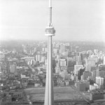 On this day in 1976, the CN Tower opened to the public. https://t.co/tocHwyG2OZ