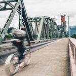 Zoom! Our favorite way to get around #Portland is on two wheels. Photo via ig user mckjoe. https://t.co/uz3vzEaEMe