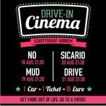 Zwoele zomerfilmavond? Check het programma van onze #driveincinema #schuytgraaf! 📽👀🚕🎈#nuarnhem #oldtimer #buitenfilm https://t.co/xeY8NfCbCj