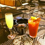 Lets start the week off right! #bloodymarys & #mimosas or any beverage you desire! #BigHouse #sundayfunday #scranton https://t.co/xDQ0uV0DXI